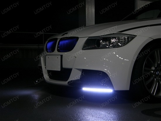 BMW - E90 - 335i - LED - light - strips - 4